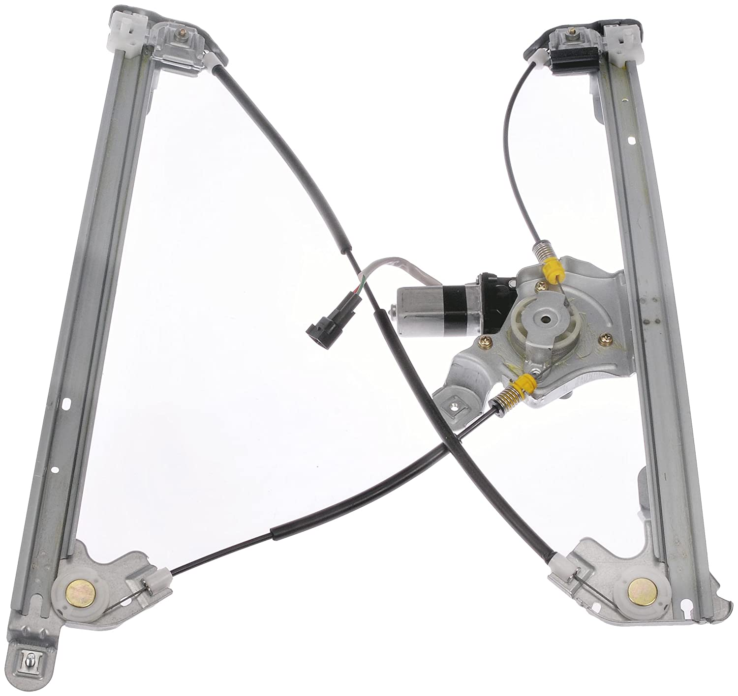 Amazon Com Dorman   Ford Truck Front Driver Side Power Window Regulator With Motor Automotive
