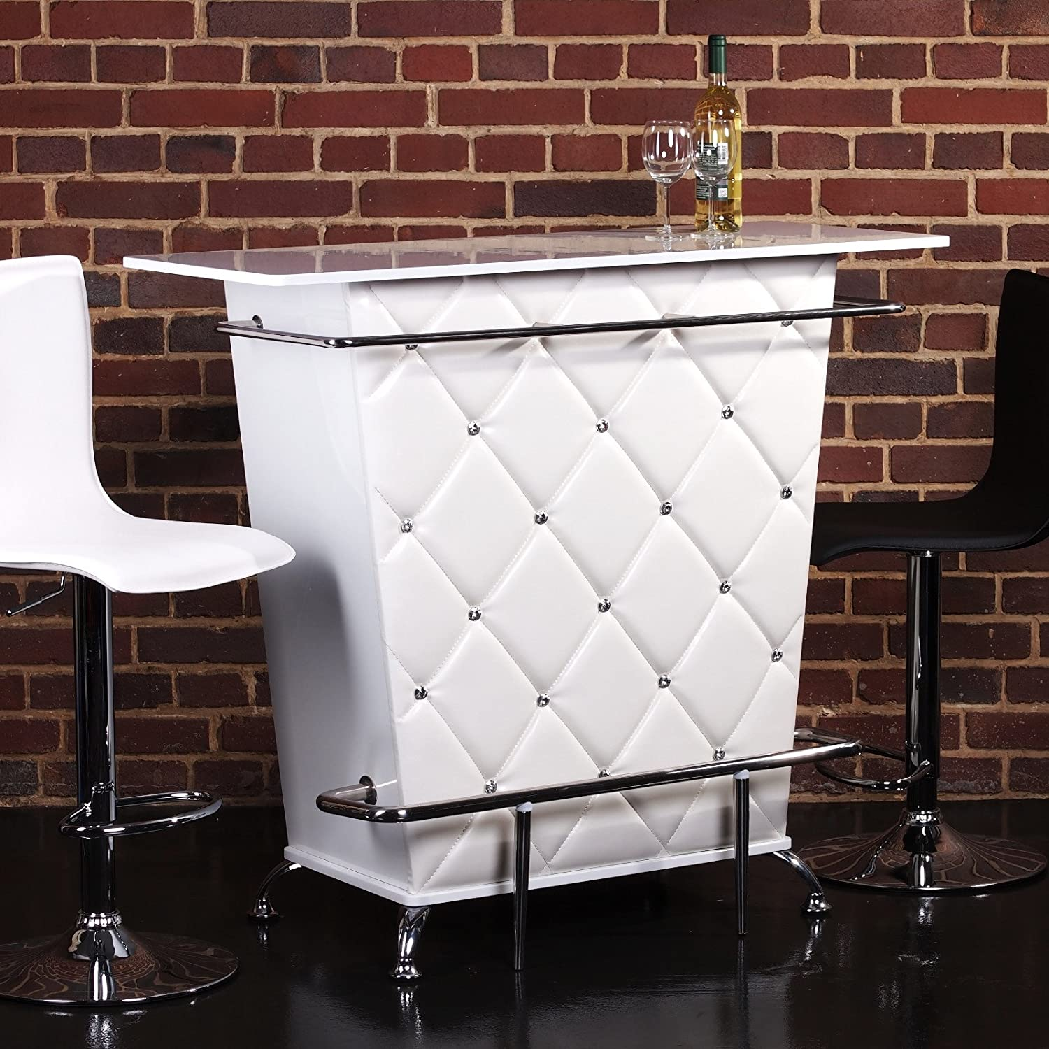 DESIGN DELIGHTS LOUNGE HAUS BAR THEKE BARTRESEN Bartisch Hausbar ...