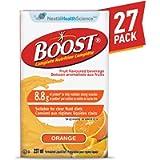 Boost Fruit Flavoured drink orange, 237ml 27 count
