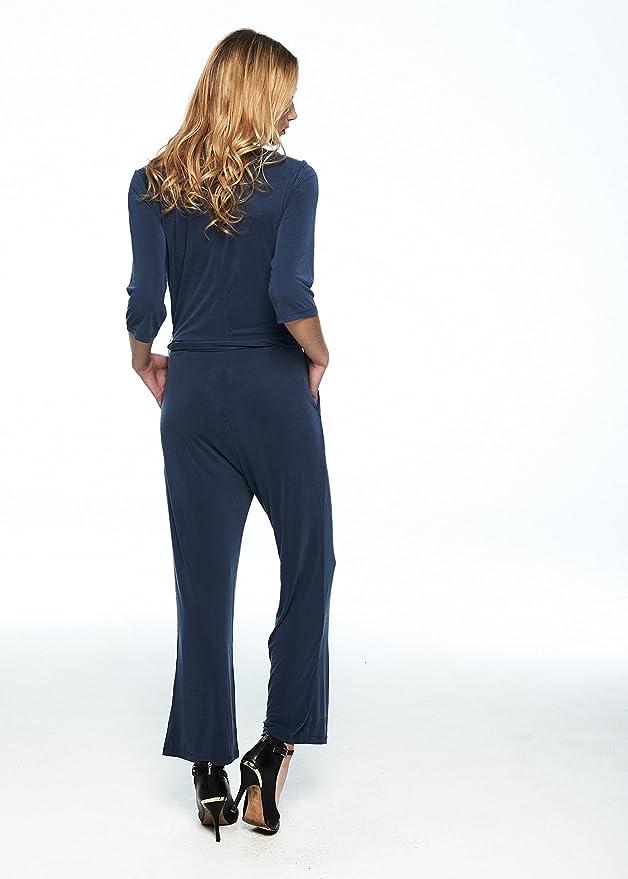bb6f1e5c11c Just Female Women s Gandi Jumpsuit (Blue Stone)  Amazon.ca  Sports    Outdoors
