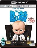 The Boss Baby [4K Ultra HD + Blu-ray + Digital HD] [2017]