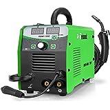 Reboot MIG Welder Flux Core Lift Tig MIG130 Gas/Gasless AC 220V IGBT Inverter MIG/Stick/TIG Welder 3 in 1 Flux Core/Solid Wir