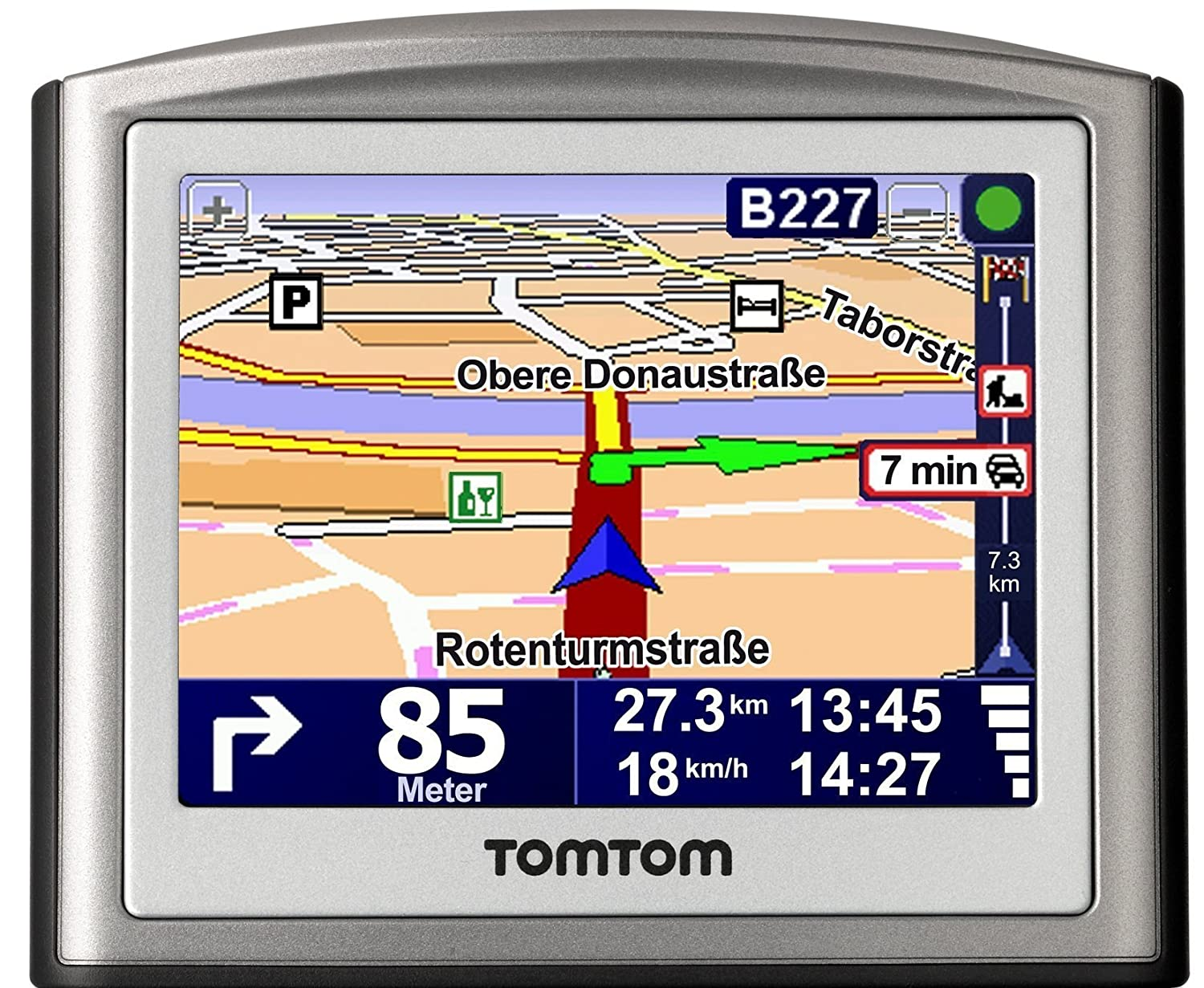TomTom ONE 3rd Edition Europe - Navegador GPS con mapas de 0 (3.5 pulgadas, Bluetooth): Amazon.es: Electrónica