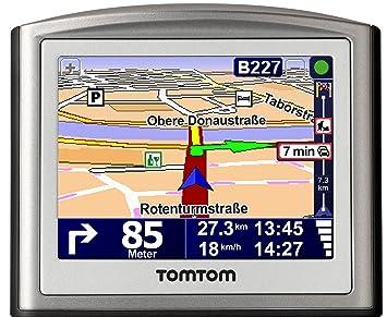 TomTom ONE 3rd Edition Europe - Navegador GPS con mapas de 0 (3.5 pulgadas, Bluetooth): Amazon.es: Electrónica