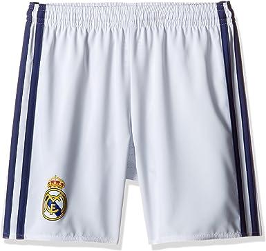Adidas Real Madrid Kurze Hose weiß Gr. 152