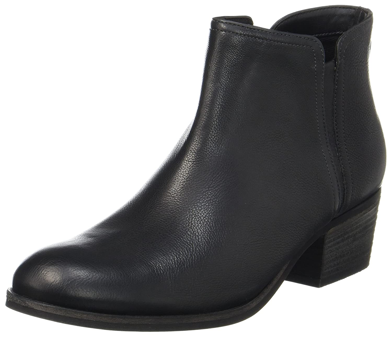 Clarks Maypearl Clarks Ramie, Bottes Rangers Femme, Marron, Marron, Noir 35.5 EU Noir (Black Leather) 4e9cad6 - automaticcouplings.space