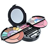 Amazon Price History for:BR deluxe makeup palette (64 colors) - extra pearl shine