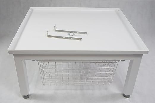 Untergestell für waschmaschine oder trockner mit