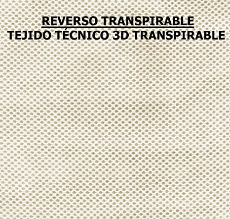 Colchoneta Ligera Silla Paseo Universal Transpirable B27Gris