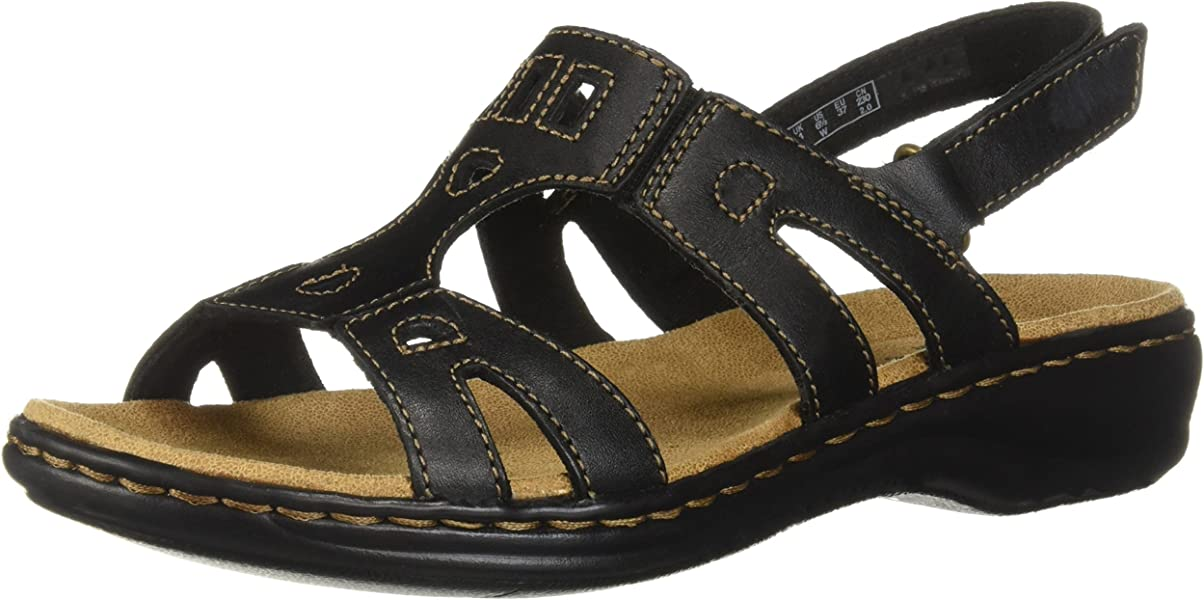 590a67a7f Clarks Women s Leisa Annual Casual Sandal