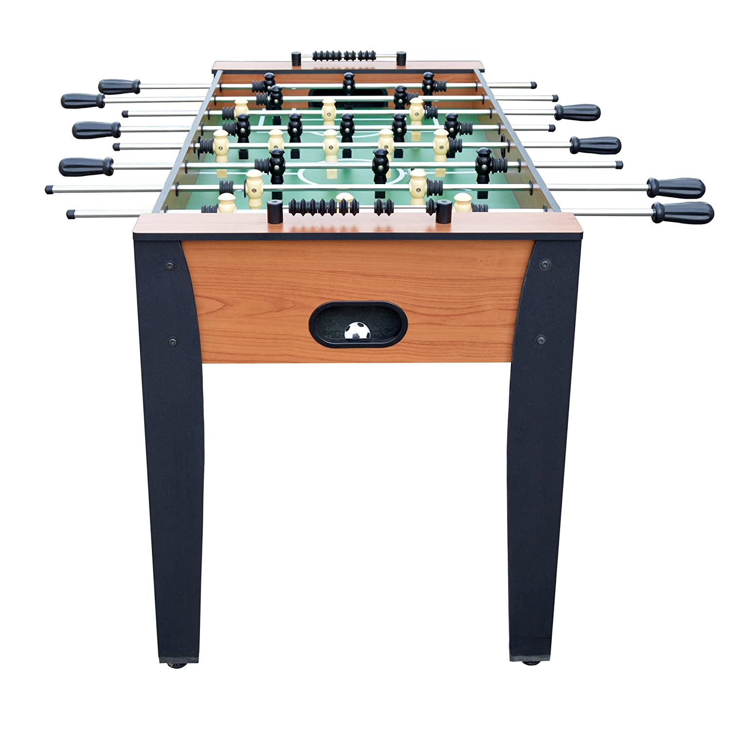Wonderful Amazon.com : Hathaway 54 Inch Hurricane Foosball Table For Family Game  Rooms With Light Cherry Finish, Analog Scoring And Free Accessories :  Sports U0026 ...