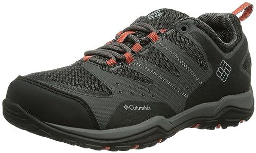 Columbia Peakfreak Xcrsn Xcel Outdry, Women's Hiking Shoes, Grill/Light  Grey, 3