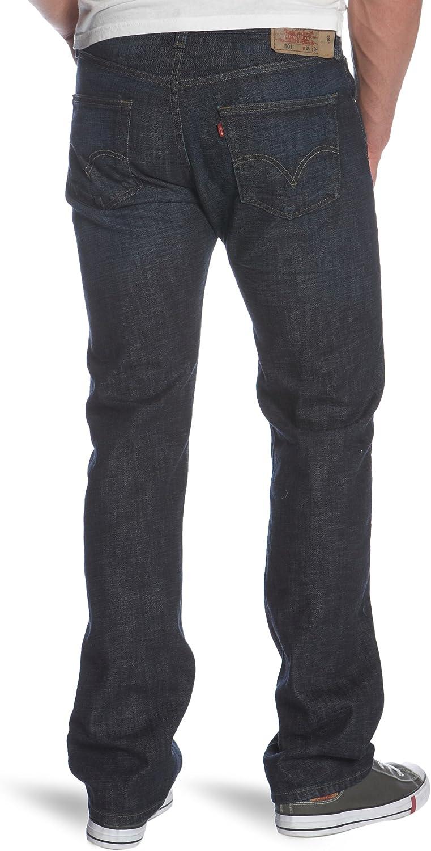 Levi's Men's 501 Original Fit Jeans Tidal Blue