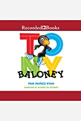 Tony Baloney Audible Audiobook