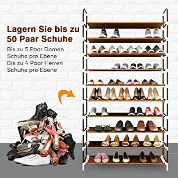 Schuhe Aufbewahren Wenig Platz. Trregal Hnger Regal Schuhregal ...