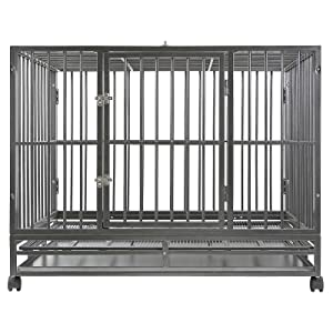 SmithBuilt Heavy Duty Dog Cage Crate Kennel