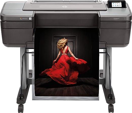 HP Designjet Z9 - Impresora de Gran Formato (2400 x 1200 dpi, Inyección de Tinta térmica, HP-GL/2,HP-RTL,PDF 1.7,Postscript 3, 6.9 m²/h, 3.7 m²/h, 610 x 1676 mm): Hp: Amazon.es: Electrónica