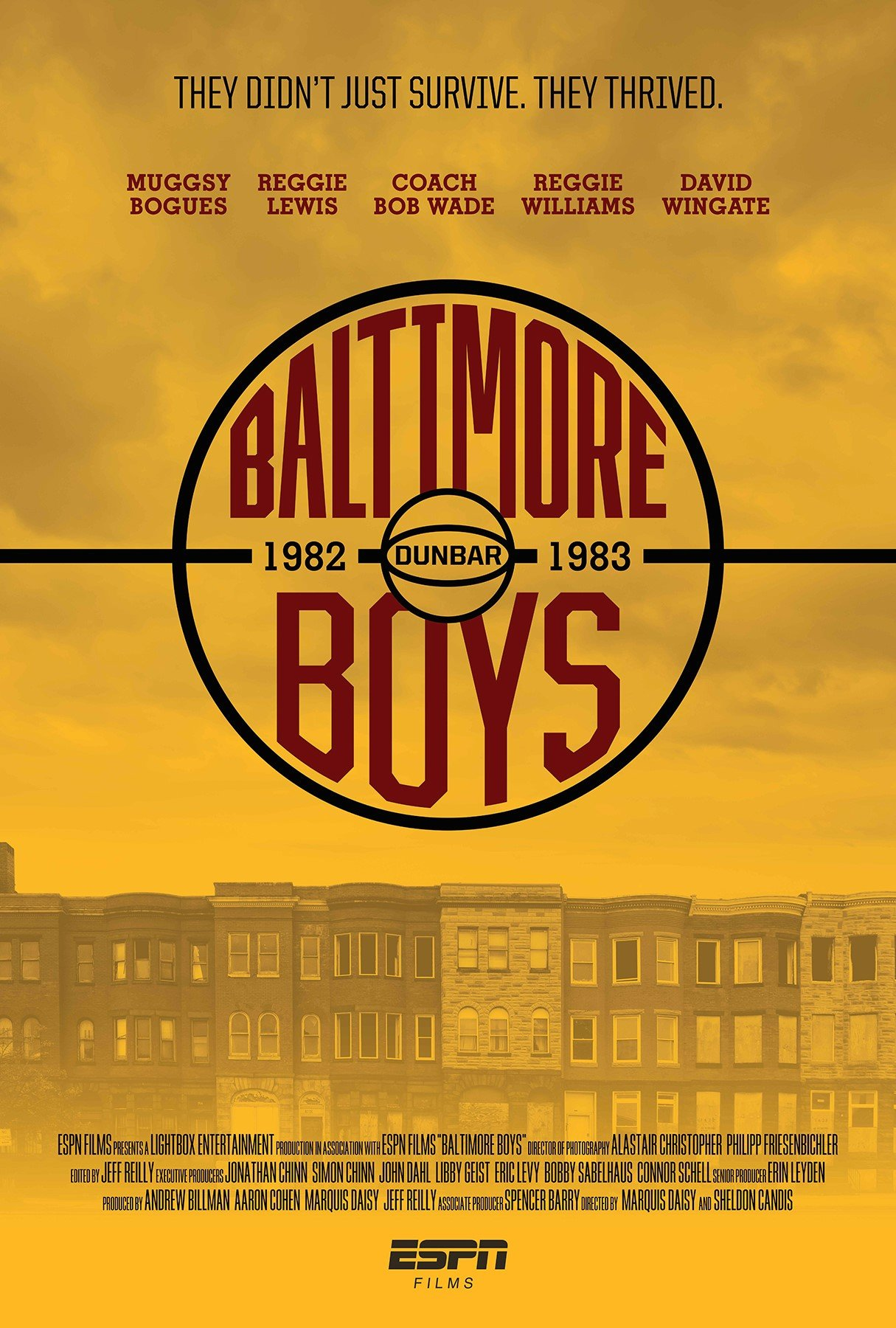 DVD : Espn Films 30 For 30: Baltimore Boys (DVD)