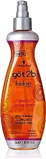 product image for got2b Kinkier Curling Spray Gel-9 oz