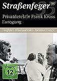 Straßenfeger 35 - Privatdetektiv Frank Kross/Eurogang [4 DVDs]