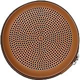 Pushingbest PU EVA Kasten Tasche Schutzhülle für BANG & OLUFSEN BeoPlay A1 Bluetooth Lautsprecher Brown