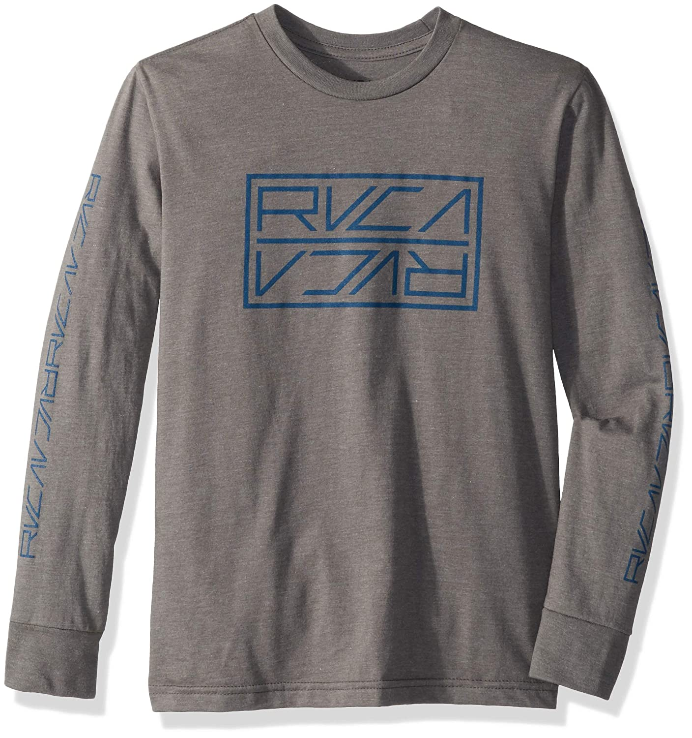 RVCA Boys Big Reflector Long Sleeve Tee