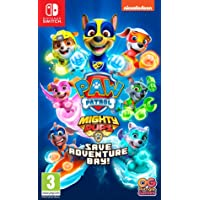 PAW Patrol Mighty Pups Save Adventure Bay! (Nintendo Switch)