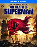 THE DEATH OF SUPERMAN [Blu-ray] [2018]