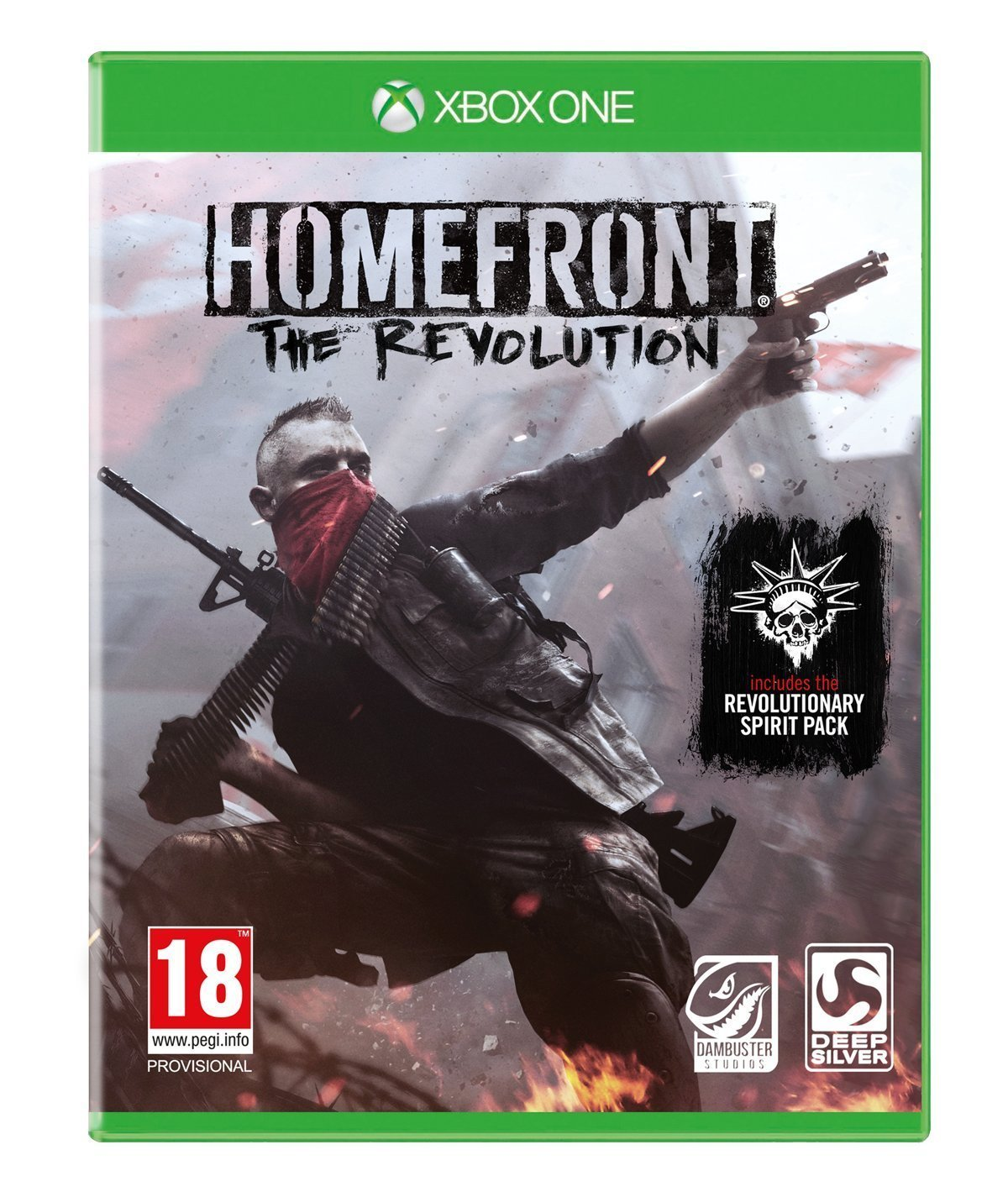 Homefront: The Revolution (Xbox One) (B01DZWPTBO) Amazon Price History, Amazon Price Tracker