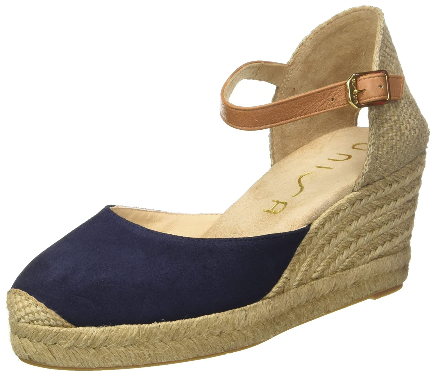 Unisa Caceres_18 Unisa_KS, B077Z553CJ Espadrilles Caceres_18_KS, Femme Bleu (Ocean) 883be39 - fast-weightloss-diet.space