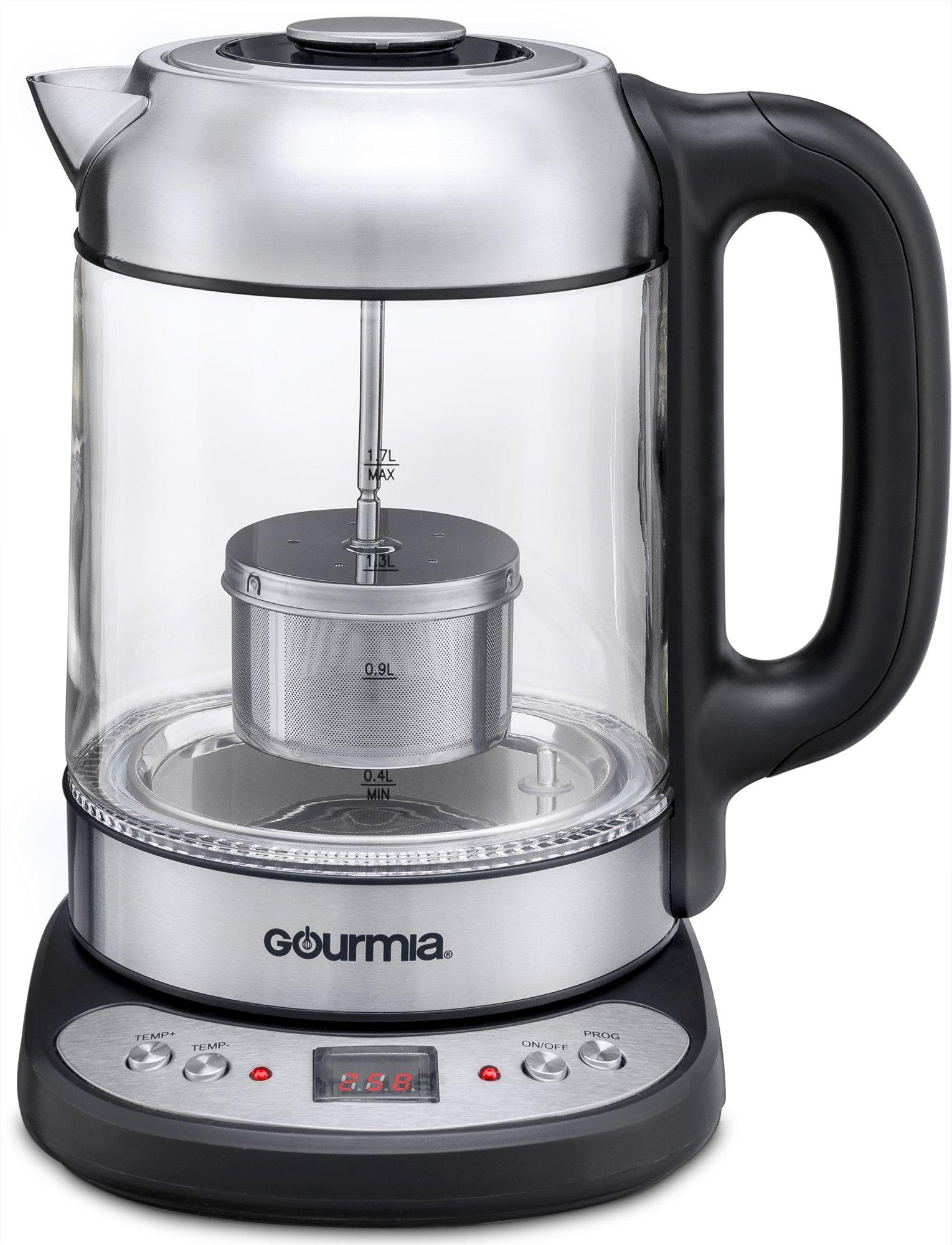electric hot cold tea maker water boiler tea infuser teapots tea pot pots kettle 690001628633 ebay. Black Bedroom Furniture Sets. Home Design Ideas