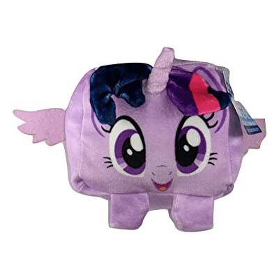 Twilight Sparkle Plush Mini Travel Pillow by Cubd Collectibles: Toys & Games