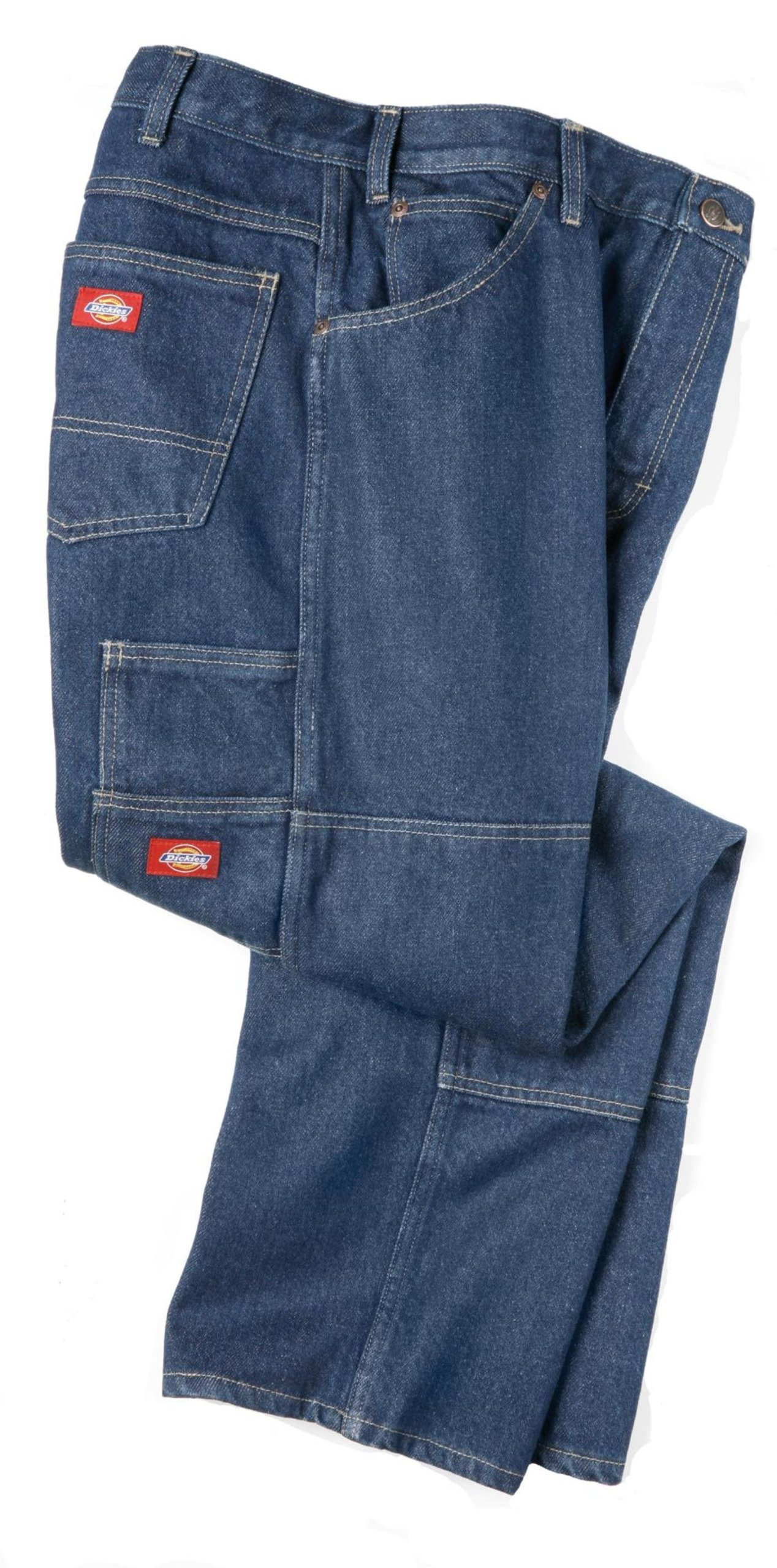 Size 31X39 39 Unfinished Inseam LD200 Industrial Double Knee Jean