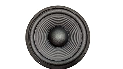 Nktronics 8inch 4ohms 150watt max subwoofer for cars and