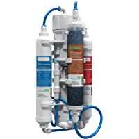 RO Buddie Four Stage Reverse Osmosis System with Color Changing Mixed Bed Deionization Cartridge