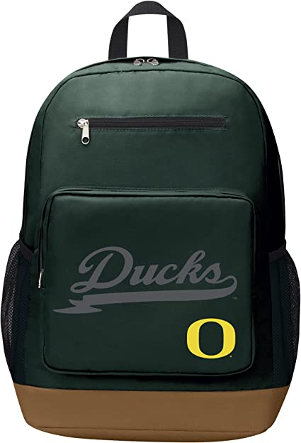 18 Officially Licensed NCAA Oregon Ducks Playmaker Backpack Green