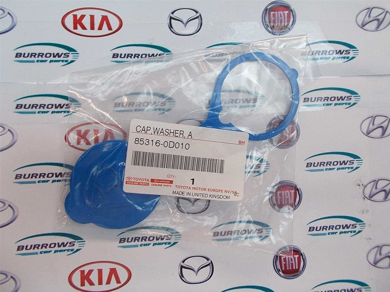 /85316 0d010 V/éritable Toyota Aygo Auris Corolla Yaris Rondelle Bouchon de bouteille/