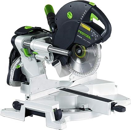 Festool Ks 120 Eb Gb Sliding Compound Mitre Saw With Laser 240 V