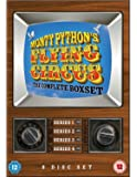 Monty Python's Flying Circus - Season 1 / Monty Python's Flying Circus - Season 2 / Monty Python's Flying Circus - Season 3 / Monty Python's Flying Circus - Season 4 - Set [Reino Unido] [DVD]