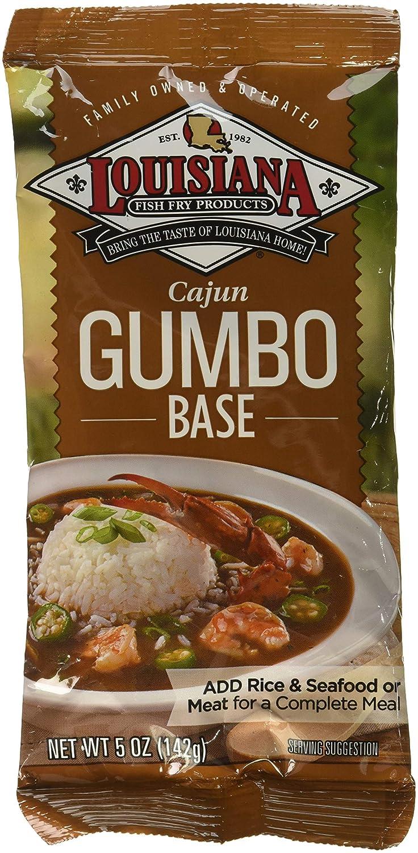 Louisiana Base Gumbo (Pack of 5)