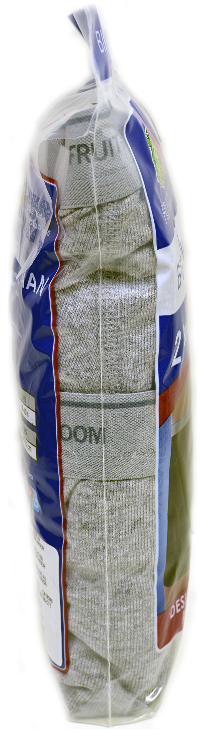 12 Fruit of the Loom Big Man Boxer Briefs (5X) by Fruit of the Loom (Image #1)