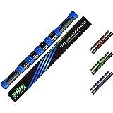 Elite Sportz bastone di massaggio roller - rullo di massaggio per ottenere sollievo immediato da crampi , tenuta e dolore nelle gambe dopo l'esercizio.