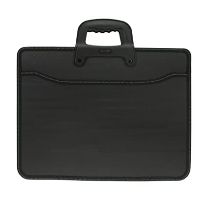 BXT® Maletín portadocumentos, bolso de mano para oficina, funda para ordenador