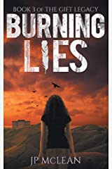 Burning Lies (The Gift Legacy Book 3) Kindle Edition