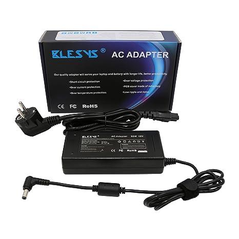 BLESYS - 19V 3,42A 65W Cargador Adaptador para Acer A11 ...