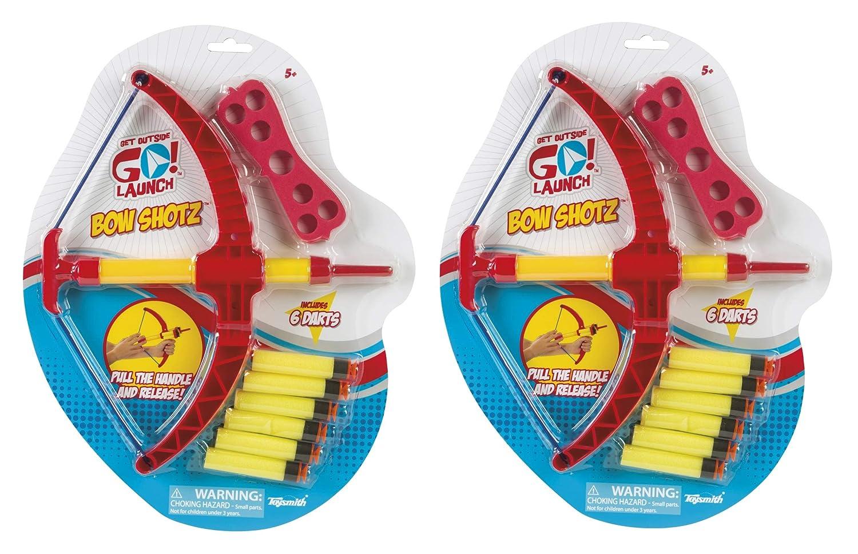 Bundle Savers Bow Shotz 2 Pack Toysmith