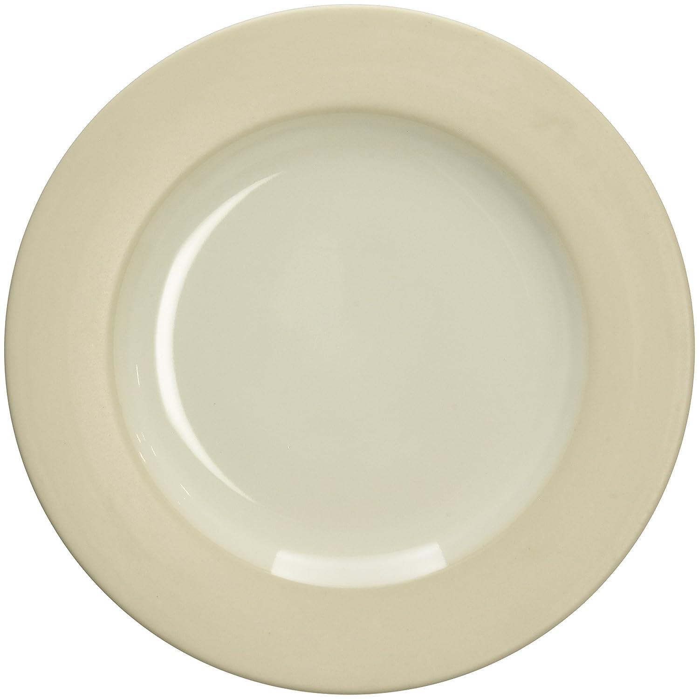(Cream) - Noritake Colorwave Cream Rim Salad Plate B0024GTCK2 クリーム クリーム