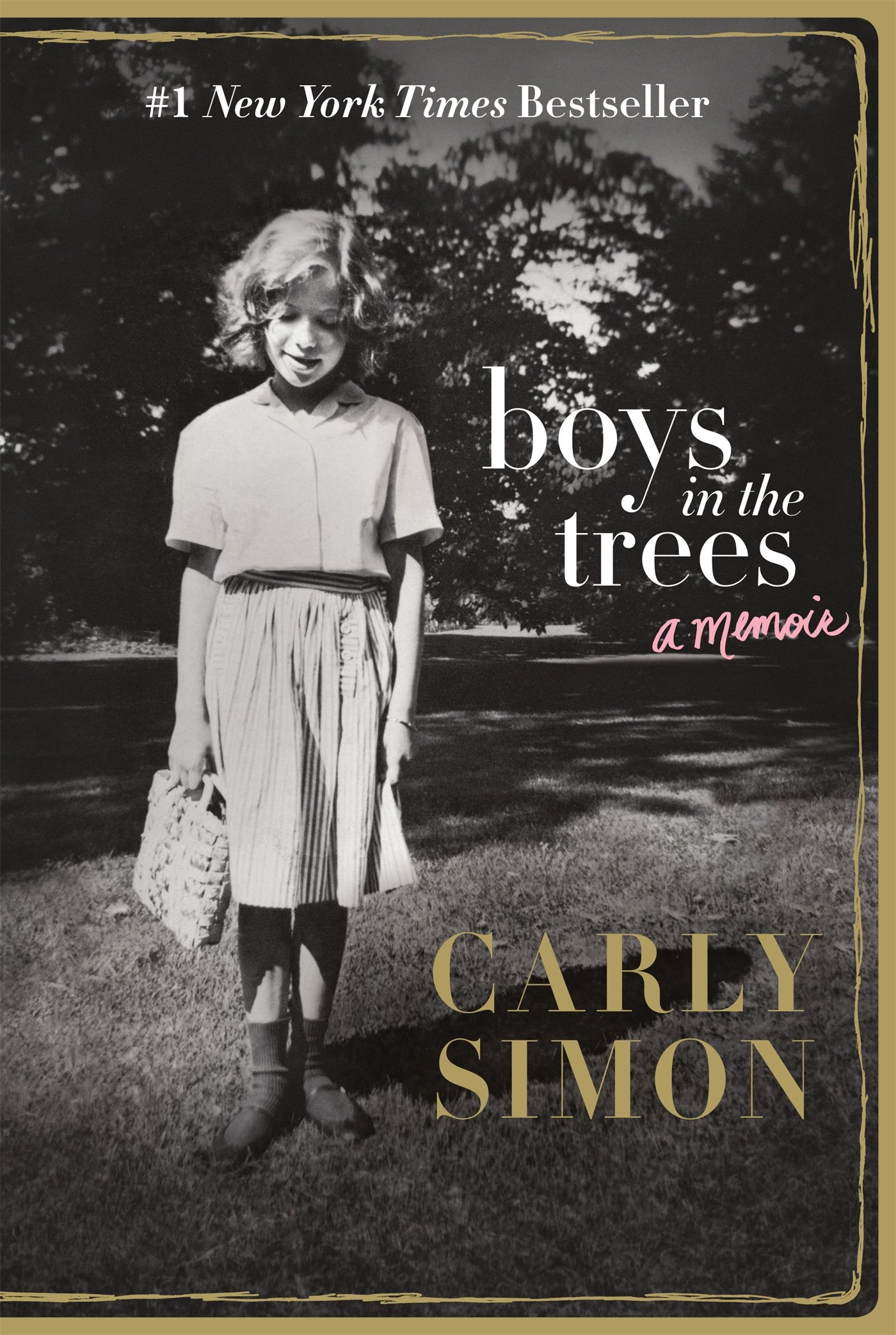 Image result for The Boys in the Trees: A Memoir by Carly Simon
