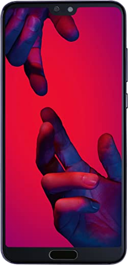 "Huawei P20 Pro Dual SIM 4G 128GB Black, Blue - Smartphones (15.5 cm (6.1""), 128 GB, 40 MP, Android, 8.1 Oreo + EMUI 8.1, Black, Blue)"