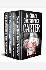 Blurred Lines: A box-set of reality bending supernatural fiction (Paranormal Tales from Wales Book 9) Kindle Edition